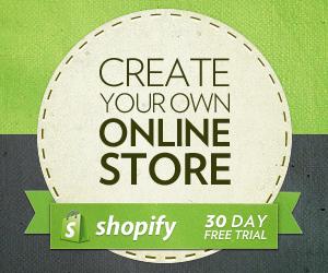 Launch A Shopify Shop!